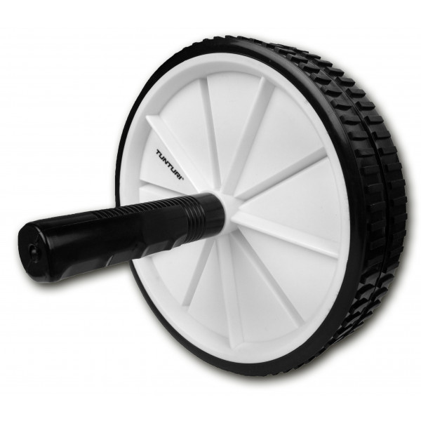 Ab-roller - Tunturi - Double Exercise Wheel