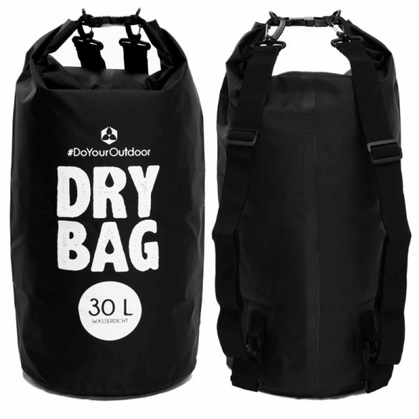 DryBag - DoYourSport - Squid - 40 liter - Sort