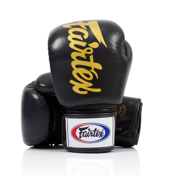 Boxing gloves - Fairtex - 'BGV19' - Black