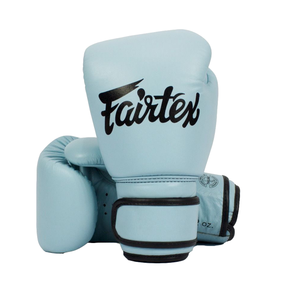 Boxing Gloves - Fairtex - 'BGV 20' - Blue