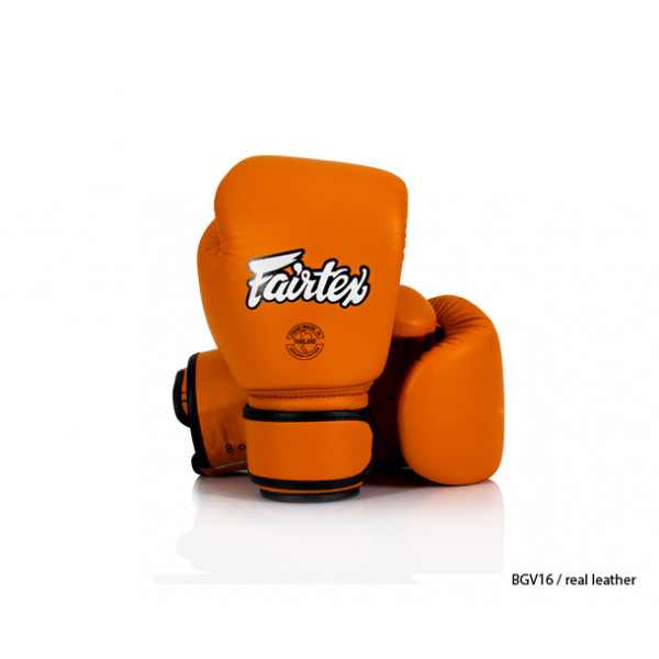 Boksehandsker - Fairtex - BGV16 - Orange