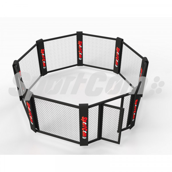 MMA Ring - SportCom - 'On floor'