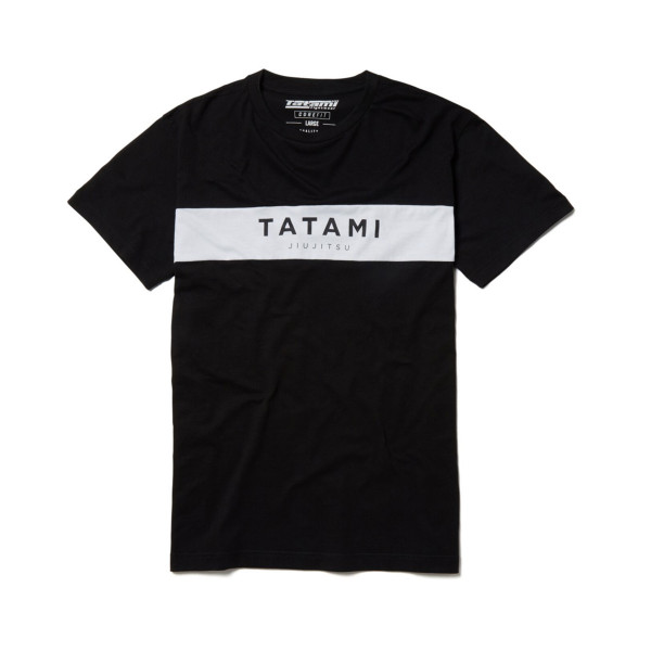 T-Shirt - Tatami Fightwear - 'Original' - Sort