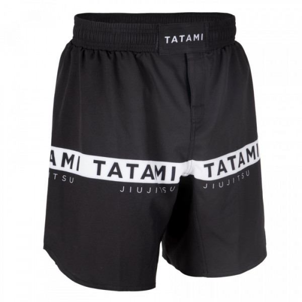 Grapple Fit Shorts - Tatami - Original - Black
