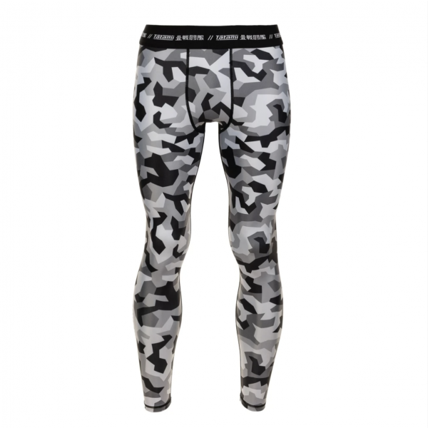 Spats - Tatami fightwear - 'Rival' - Hvid/Camouflage