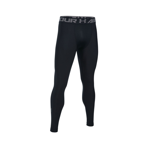 Compression Tights 2.0 - Under Armour - Heat Gear Armour  - Sort