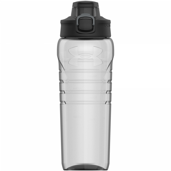 Water bottle - Under Armour - Draft - Clear - 700 mm