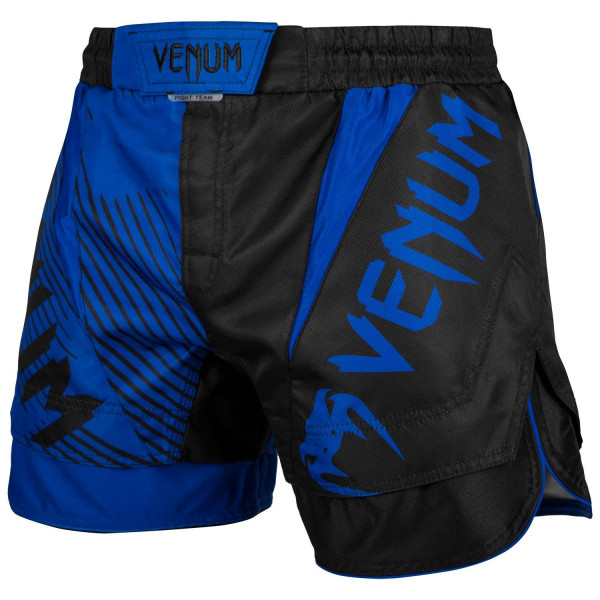 Fight shorts - Venum NoGi 2.0 Fightshorts - Black/Blue