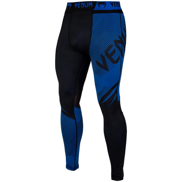 Tights -Venum NoGi 2.0 Spats - Black/Blue