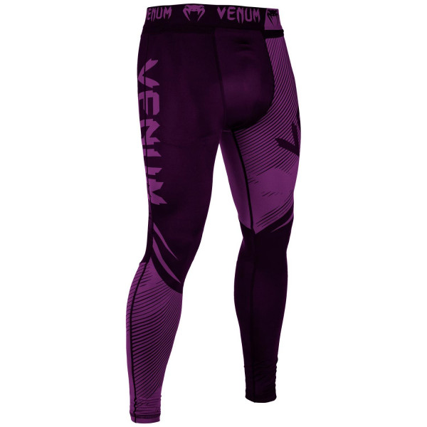 Tights -Venum NoGi 2.0 Spats - Black/Purple