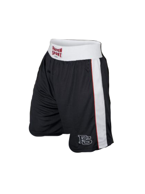 Boxing Shorts - Paffen Sport - 'Contest' - Black/White