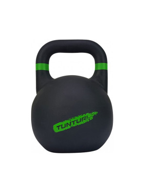 Kettlebell - Tunturi - 'Competition' - Sort