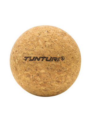 Massagebold - Tunturi - 'Cork Massage ball set '