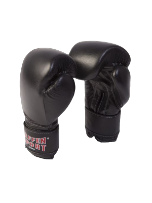 Boxing gloves - Paffen Sport - Kibo - black