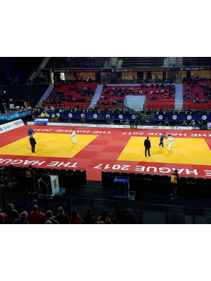 Agglorex - OLYMPIC - IJF approved mats - 5cm