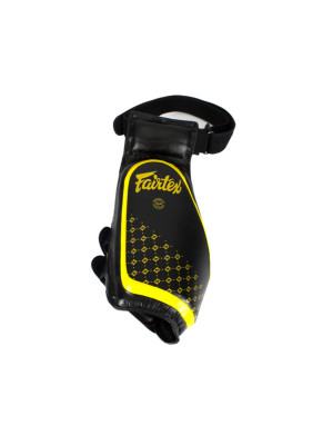 Sparkepude - Fairtex - 'TP4' - Sort/Gul