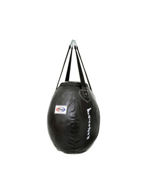 Sandsæk - Fairtex - 'HB11' - Sort - m. Fyld