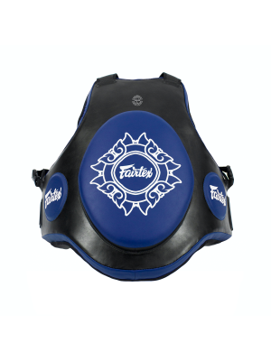 Trainer Vest - Fairtex - 'TV2' - Black/Blue