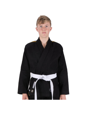Bjj Dragt / Gi - Tatami Fightwear - 'Nova' - Sort