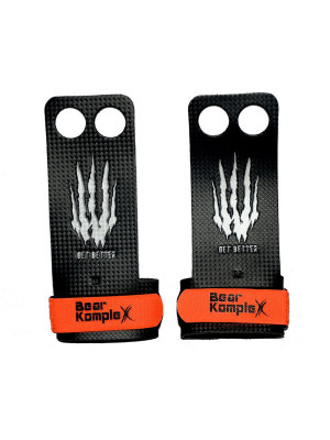 Grips - Bear KompleX - 'Carbon Comp' - 2 holes