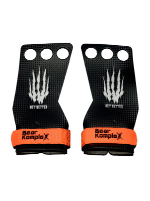 Grips - Bear KompleX - 'Carbon Comp' - 3 holes