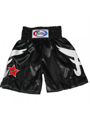 Fairtex Bokseshorts Sort