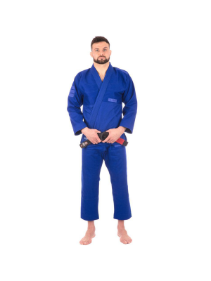 Bjj Uniform - Tatami fightwear - 'Classic' - Blue