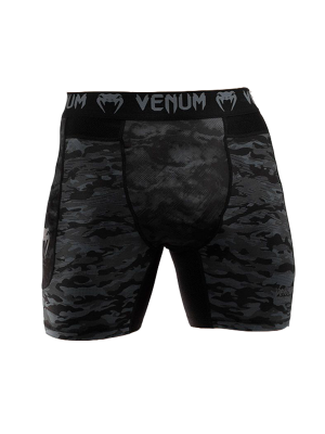 Compression Shorts - Venum - 'Defender' - Camouflage