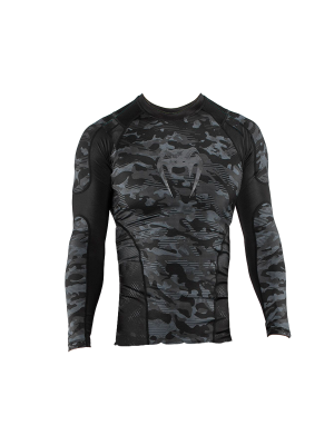 Rash Guard - Venum - 'Defender' - Camouflage