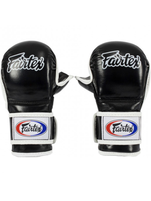 MMA Sparringshandsker - Fairtex - 'FGV15' - Sort