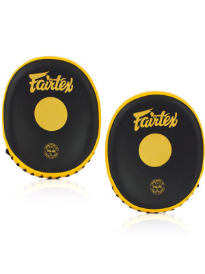 Focus Pads - Fairtex - 'FMV15' - Black/Gold