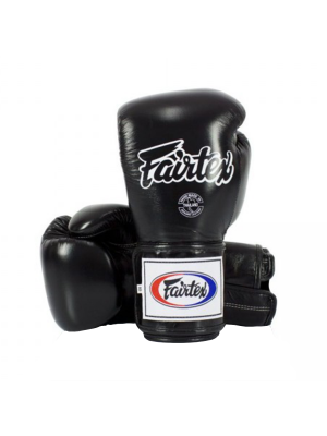Fairtex Boksehandsker, BGV5, Super Sparring, Sort