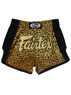 Muay Thai Shorts - Fairtex - 'BS1709' - Sort