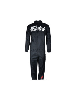 Tracksuit - Fairtex - 'VS2' - Sort