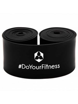 Flossband - DoYourSport - Herculexx - Sort - 1,2mm