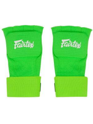 Handwraps - Fairtex - 'HW3' - Green