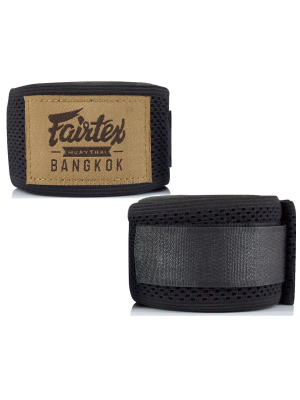 Handwraps - Fairtex - 'HW4' - Black - 4.5m