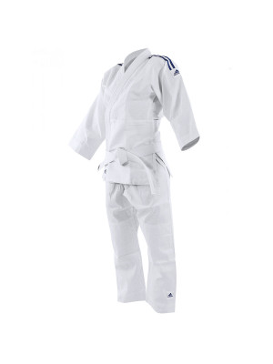 Judo Uniform  - Adidas Judo - 'Evolution 2' - Hvid