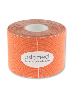 Kinesiologitape - Asiamed - 5cm - Orange