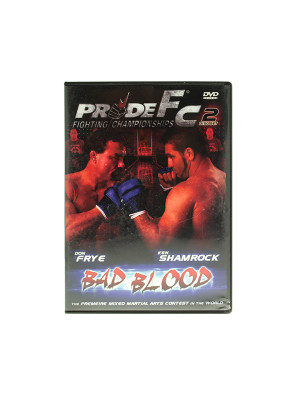DVD - Pride FC 19 - Bad Blood