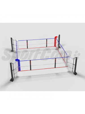 Boxing Ring - SportCom - 'Floor Ring'