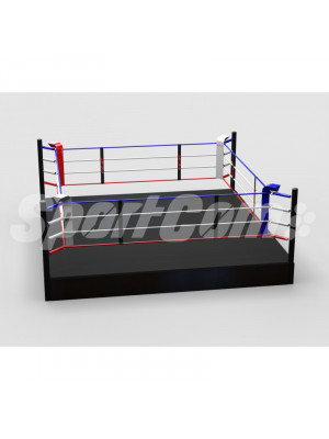 Boxing Ring - SportCom - 'Training Ring' - Podio 50 cm.
