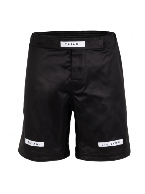 MMA Shorts - Tatami fightwear - 'Rival' - Sort