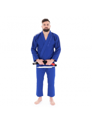 Bjj Dragt / Gi - Tatami Fightwear - 'The Competitor' - Blå