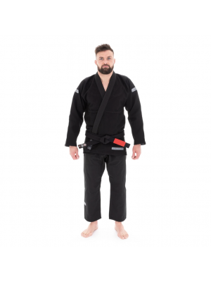 Bjj Dragt / Gi - Tatami Fightwear - 'Rival' - Sort