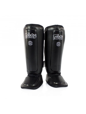Shinguard - Fairtex - 'SPK9' - Kids - Black