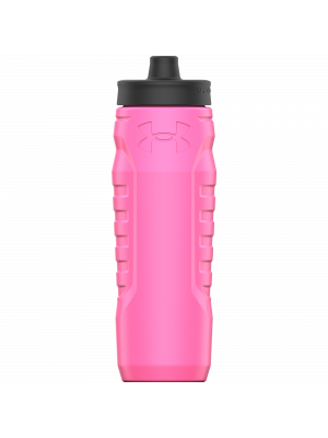 Water bottle - Under Armour - Sideline Squeeze - Cerise - 950 mm