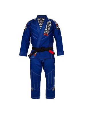 BJJ Gi - Venum Elite Light 2.0 BJJ Gi - (Bag Included) - Blue
