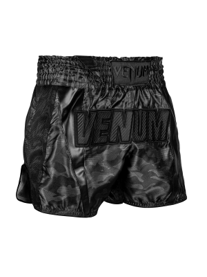 Muay Thai Shorts - Venum - 'Urban' - Camouflage/Black