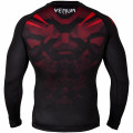 Rashguard - Venum NoGi 2.0 Rashguard - Long Sleeves - Black